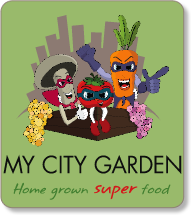 My City Garden - home grown super food