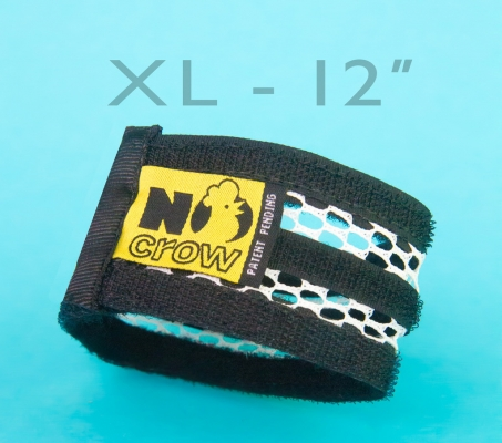No Crow Rooster Collar Extra Large