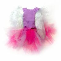 Chicken Pink Tutu Dress