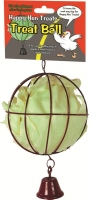 Hanging Treat Ball - Toy for Chooks!